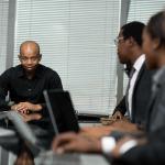 Uzoma Dozie, leading Banker from Nigeria